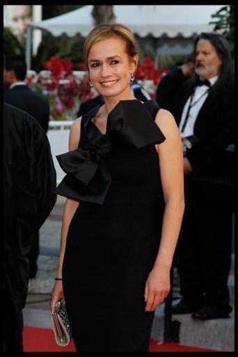 Sandrine Bonnaire wearing Montblanc HighJewellery