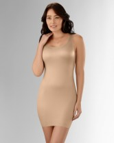 """Amazing Lites"" Full Slip, available in black and soft tan: $58"