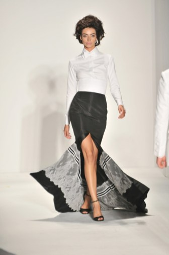 Zang Toi Spring 2011 collection
