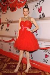 Elettra Wiedemann in Lanvin for H&M