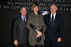 Francesco Trapani; Pauline Lefevre; Nicola Bulgari