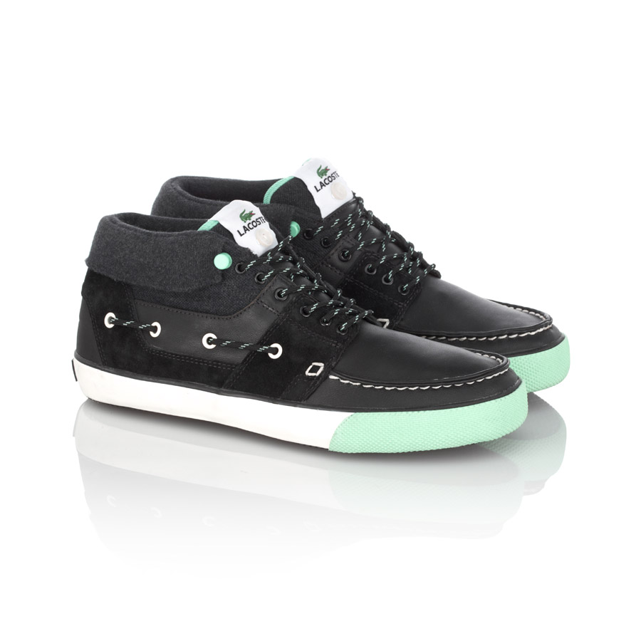 Spring Must-Have: Lacoste Legends Sneakers ...