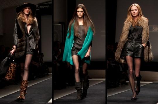 Simonetta Ravizza Fall/Winter 2011 Milano Moda Donna