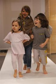 Giulia, Jemme and Milo