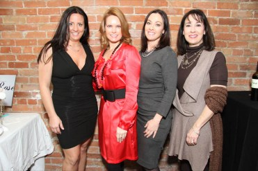 Holly Muller, Wendi McGowan, Katy Palermo & Tami Morris