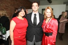 Jennifer Rodrigues, Landon Ladford & Wendy McGowan