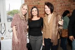 Sabra Girard, Stephanie Quadri and Rosalind DeRolon