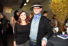 Stephanie Quadri and Eric Madison