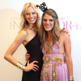 FashionsNight Out at Macy's Herald Square with INC Editor at Large, Anna Dello Russo and Karolina Kurkova