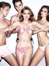 Just Cavalli Spring 2012 Campaign