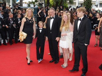 Lars Hygrell and family