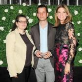 Amanda Sharp, Matthew Slotover, Natalie Massenet