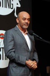 "Martini Launches The ""Martini Royale Casting"" With Designer Christian Louboutin To Find The Next Martini Star"
