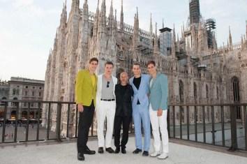 Italo Zucchelli, Paddy, Thorgen, Jordan Stenmark, Zac Stenmark