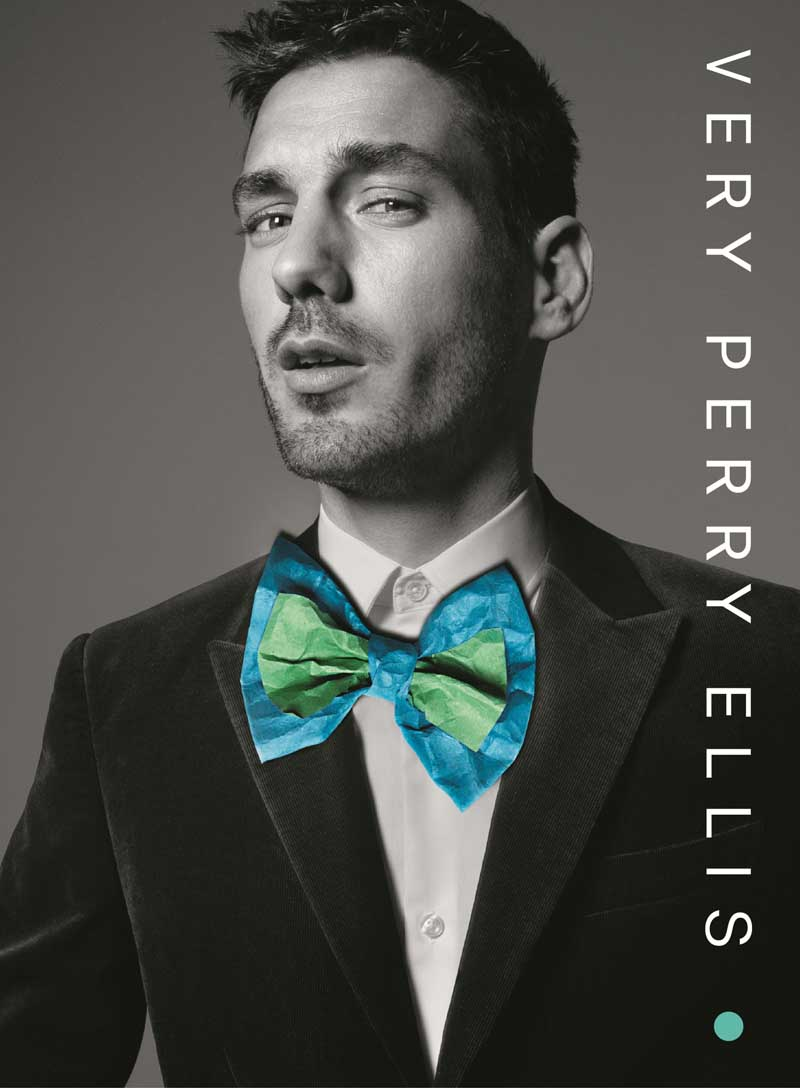 """Fall Campaign Kick Off >> """"Very Perry Ellis"""" Takes Legendary Brand to the 21st Century – FashionWindows Network"""