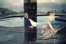 Vincent Kartheiser as featured in Mr Porter.com Journal