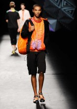 Y-3 10th Anniversary Collection - Runway - Spring 2013 Mercedes-Benz Fashion Week