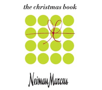 Neiman Marcus Christmas Book cover
