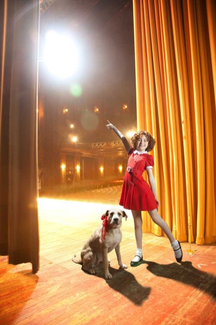 ANNIE: THE MUSICAL WALK-ON ROLE