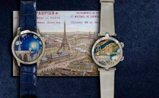 """HIS & HERS"" 2012 VAN CLEEF & ARPELS ""POETC WISH"" WATCHES & TRIP"