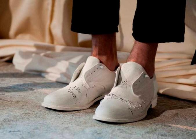 Vintage Shoe Company X Assembly New York shoe 2