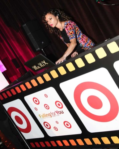 "TARGET ""Falling for You"" Event"