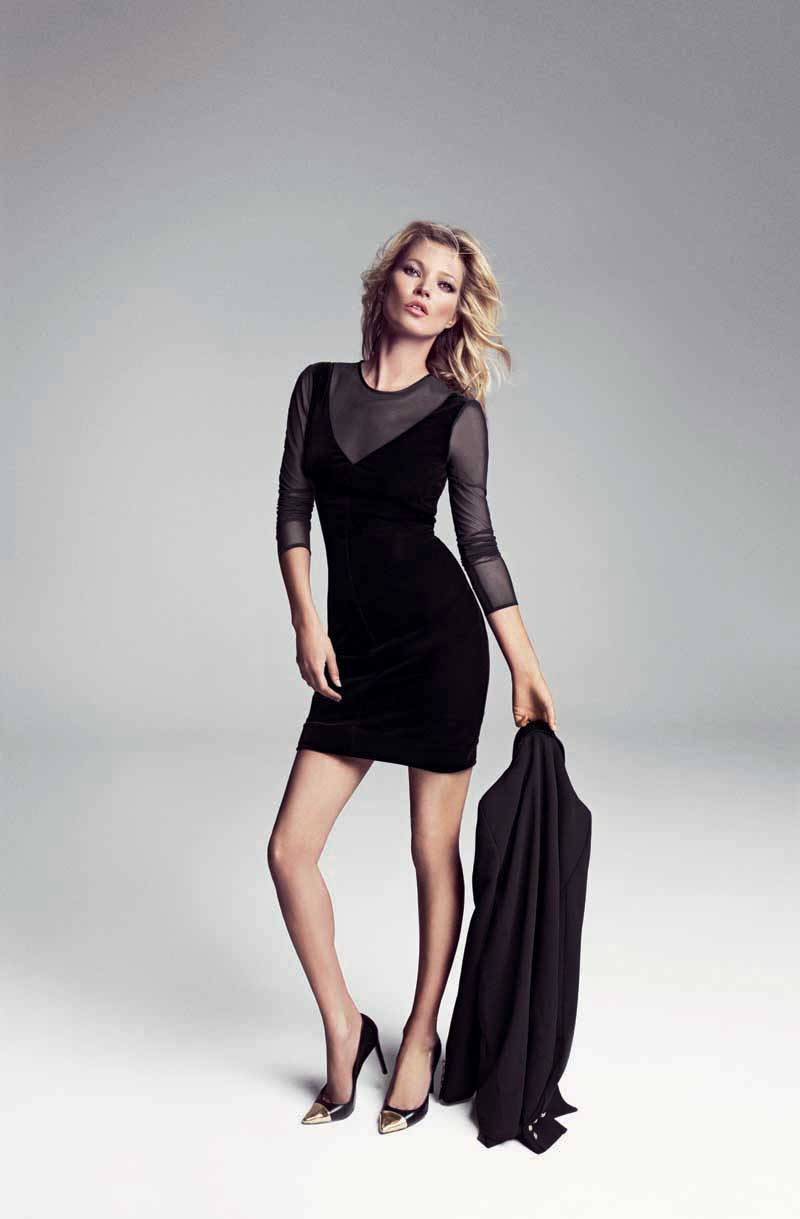 Kate Moss for Mango – FashionWindows Network