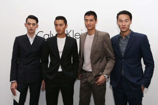 Tang Xiaotian, Zhao Lei, Hao Yunxiang and Li Zhen