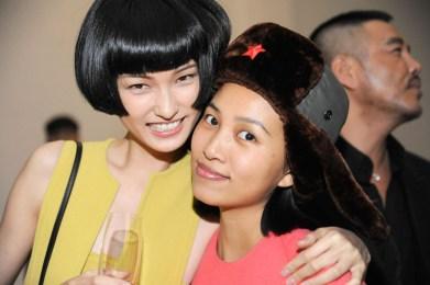 Wang Xiao and Chen Man