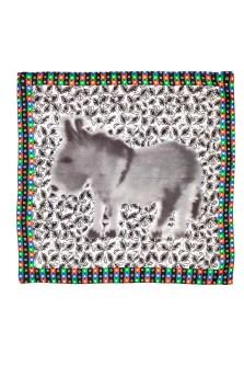 MARNI Saturday Morning Foulard Donkey