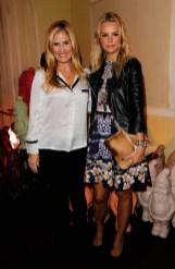 Mary Alice Haney and Kelly Sawyer Patricof