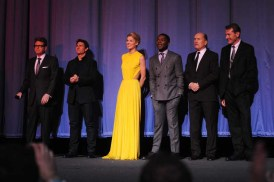 Christopher McQuarrie, Tom Cruise, Rosamund Pike, David Oyelowo, Robert Duvall and Lee Child