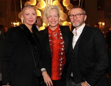 Christiane Arp, Ellen von Unwerth, Bernd Runge