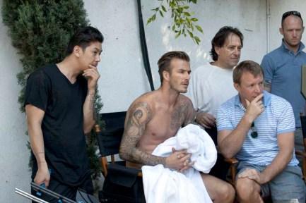 David Beckham Bodywear S13 Campaign 07