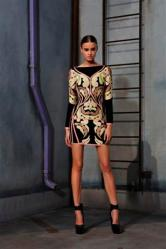 Herve Leger Pre-Fall 2013 01