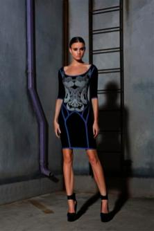 Herve Leger Pre-Fall 2013 07
