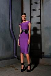 Herve Leger Pre-Fall 2013 10