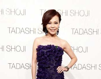 Taiwanese Singer Julia