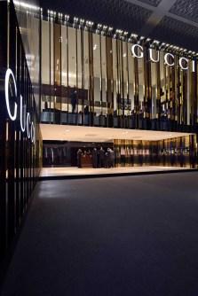 Gucci At Baselwolrd 2013
