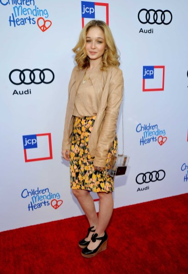1st Annual Children Mending Hearts Style Sunday - Red Carpet