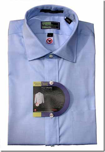 MagnaReady Blue Shirt