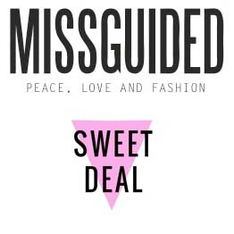 missguided sweat deal