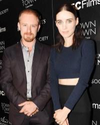 Ben Foster and Rooney Mara