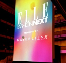 """Fourth Annual ELLE Fashion 