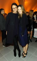 Caroline Rush and Clare Waight Keller