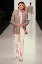 "SLAVA ZAITSEV For Ufa Knitwear LLC,TM ""TRICARDO"" : Mercedes-Benz Fashion Week Russia S/S 2014"