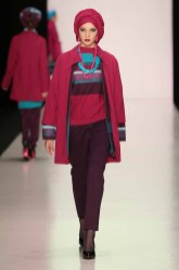 "SLAVA ZAITSEV For Ufa Knitwear LLC,TM ""TRICARDO"" : Mercedes-Benz Fashion Week Russia S/S 2014"