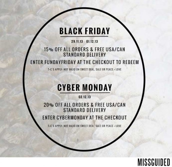 missguided black friday