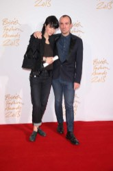 Edie Campbell (winner, Model of the Year) & Tim Walker
