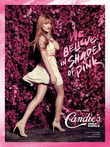 Bella Thorne for Candies (1)